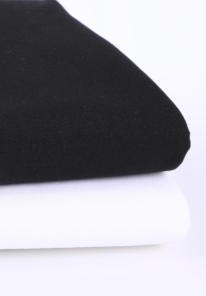 100% polyester 300cm IFR woven satin plain and simple style curtain fabric