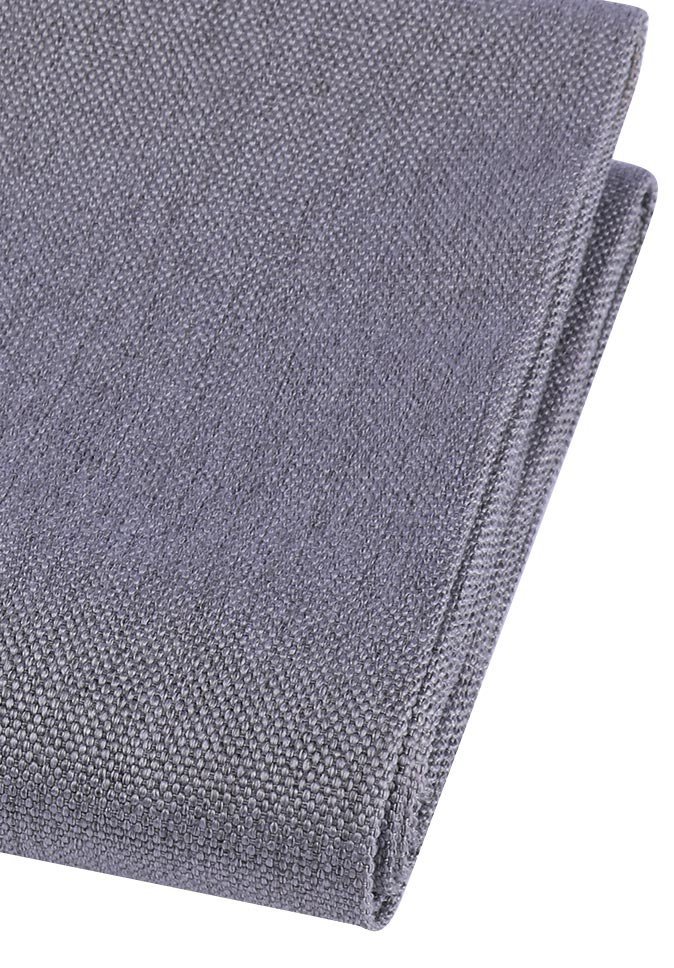100% Polyester hotel strong light blocking and FR thermal insulation oxford curtain fabric
