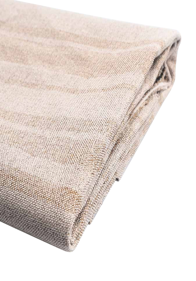 Home textile good abrasion resistance sturdy and durable 300CM polyester IFR stripe curtain fabric