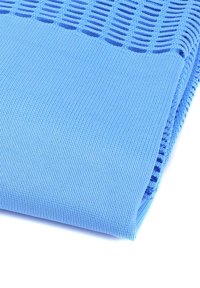 280cm flame retardant knitted warp knitting anti-bacterial ventilating to protect privacy hospital curtain