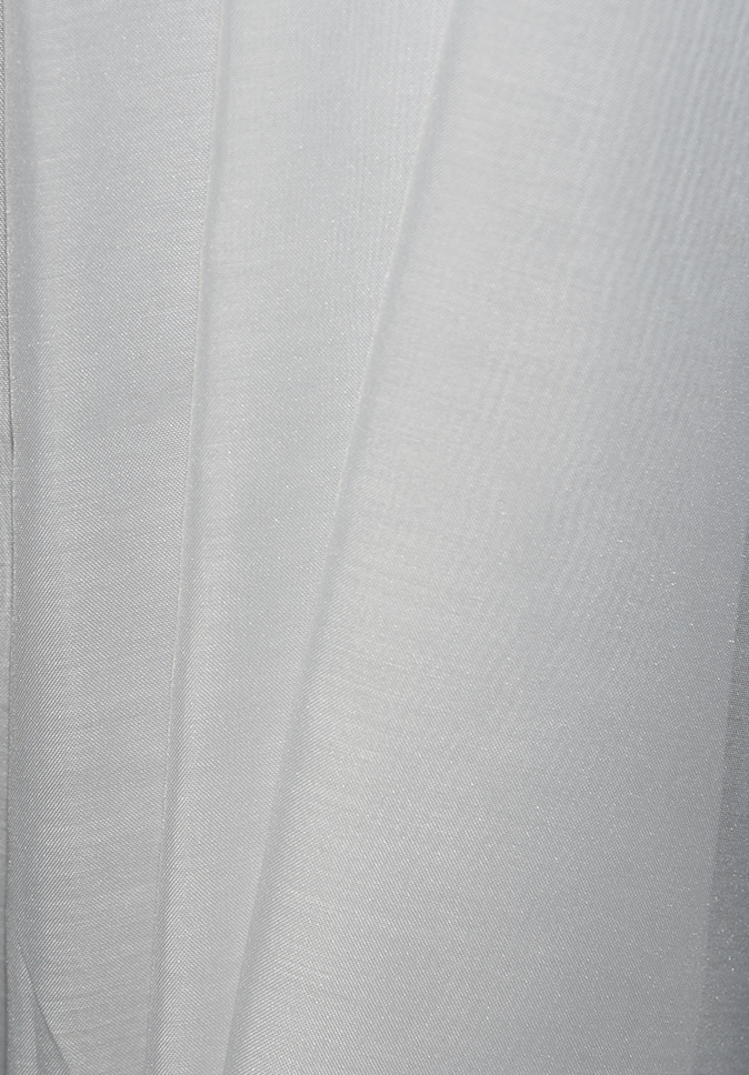 100% Polyester Permeability Sheer Inherently Flame Retardant Fabric For Hotel Room