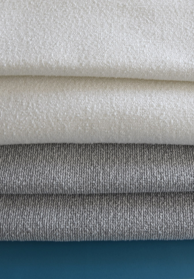 Polyester Linen Look Fabric Cheap Sheer Curtain Fabric For Hotel Decoration