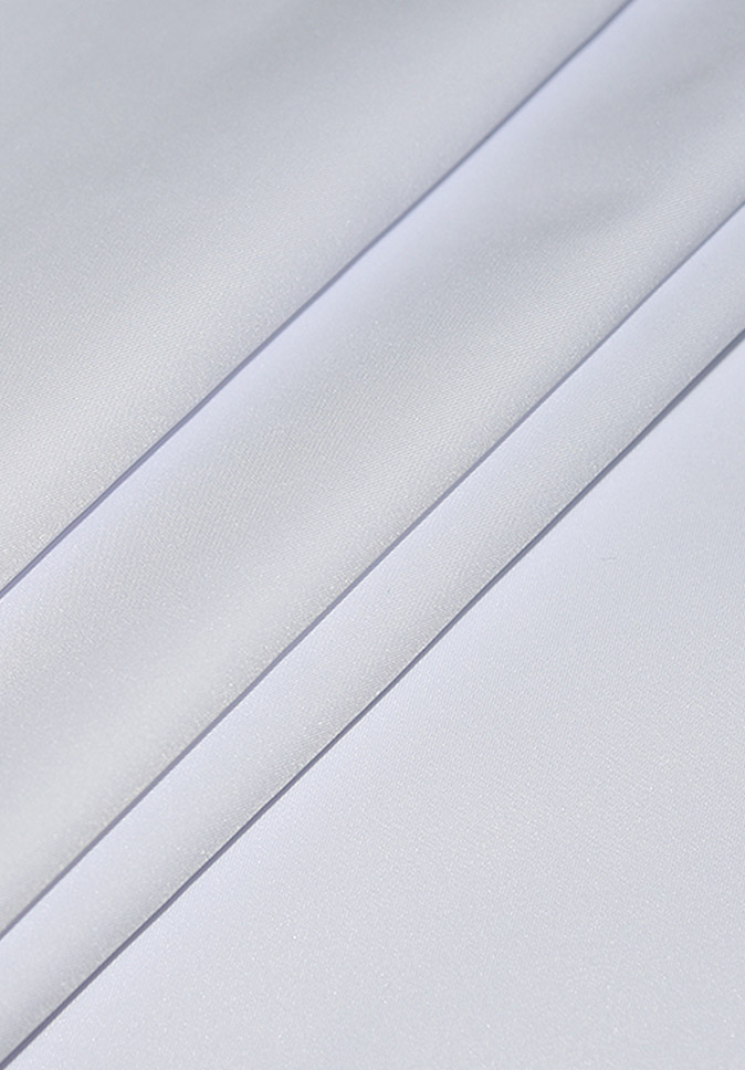 Flame Retardant Polyester Blacklit Fabric 300CM Width For Advertisement