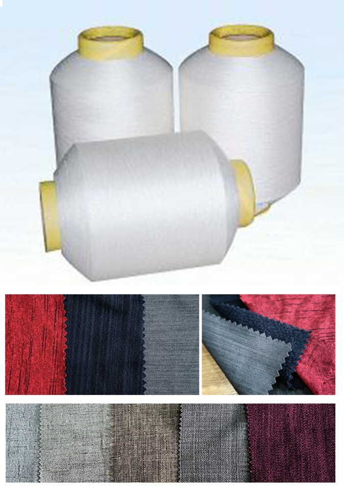 Fancy Yarn, Yangpolyester composite silk, imitation Ma silk, Lili silk, Wulong silk, cloud silk, bar code silk,