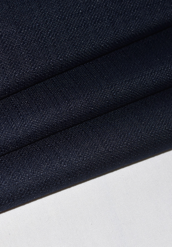 Factory Supply IFR High Density Quality Woven Blackout Curtain Fabric Cloth For Public Room/Club
