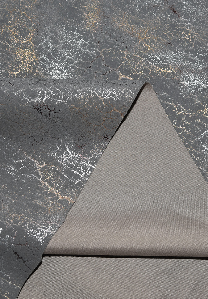High-Class Blackout Durable 100% Polyester Fire Retardant Fabric Noise Prevention Curtain Fabric
